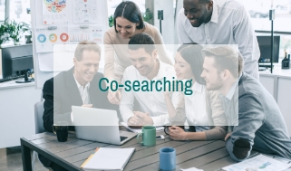 Cadres-Co-searching-weteam